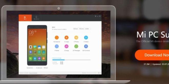 Télécharger Gratuitement Xiaomi Mi PC Suite (2020) pour Windows 7/8/10
