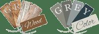 Grey Wood Grey Color