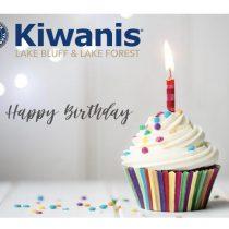 Kiwanis Celebrates 98th Birthday