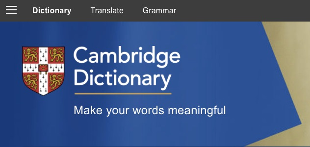Cambridge_Dictionary___English_Dictionary__Translations___Thesaurus 3