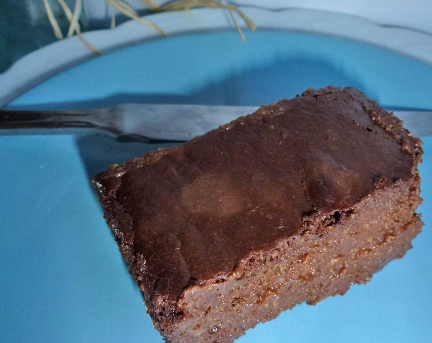 Moelleux chocolat au millet