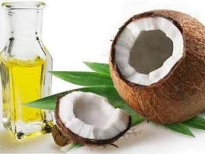 L'huile de coco