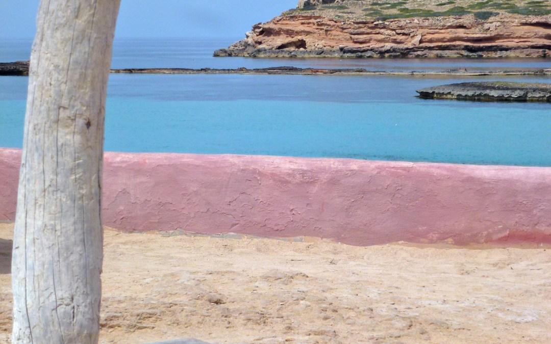 Ibiza côté calanques, un petit tour aux 4 points cardinaux de l'ïle