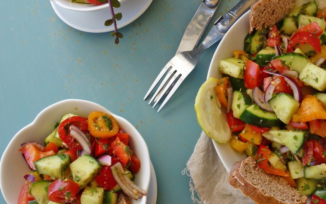 Inspiration salade Libanaise