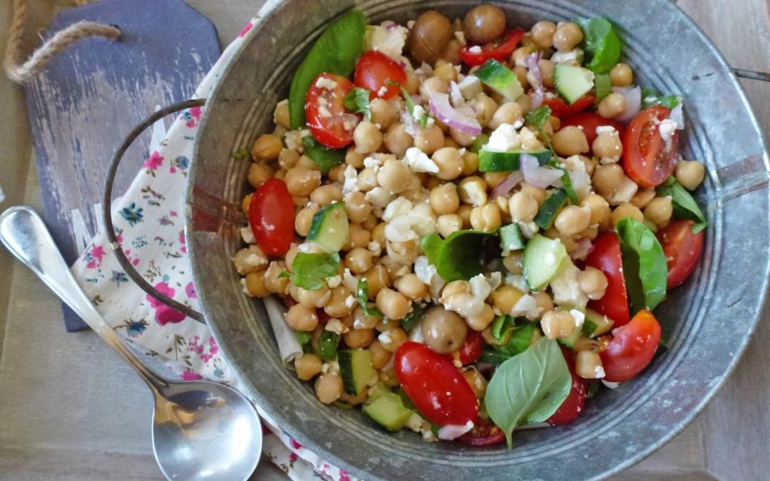 15 idées de salades et de sauces légères pour l'été, à voir ou à revoir ;-)