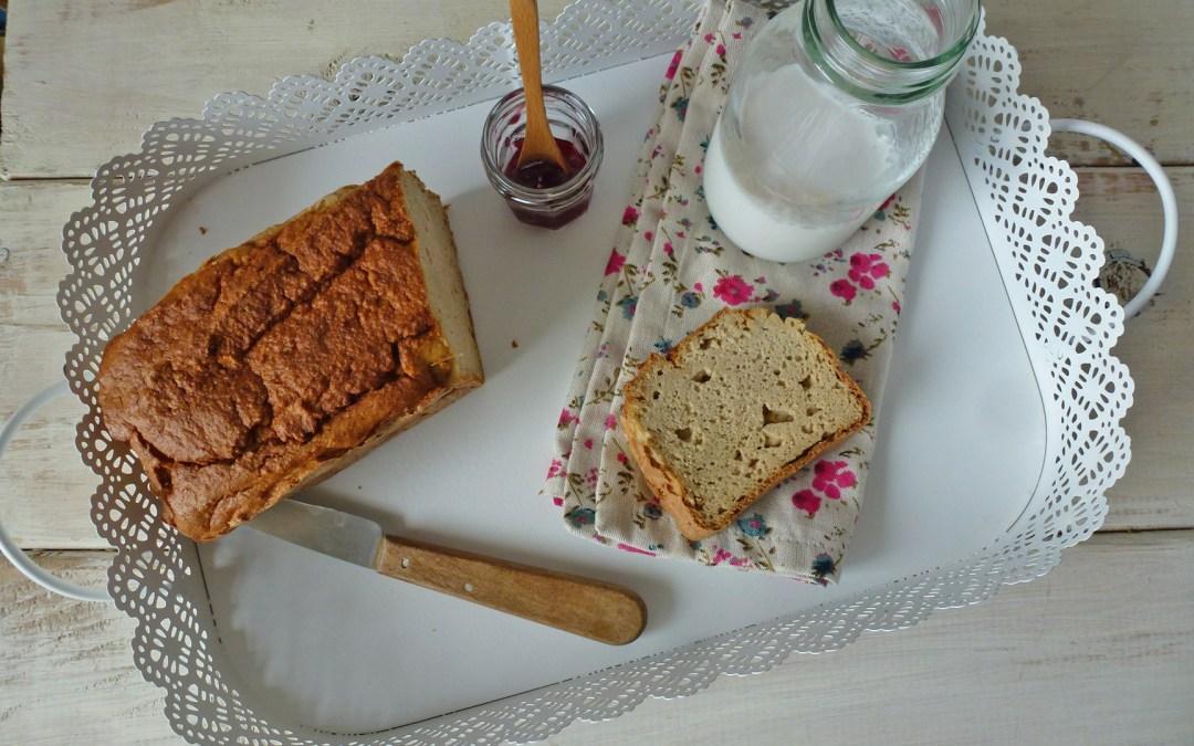 Pain sans céréales …aux noix de cajou et farine de coco  ( sans gluten )