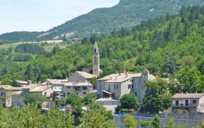 France, un petit tour à Sisteron