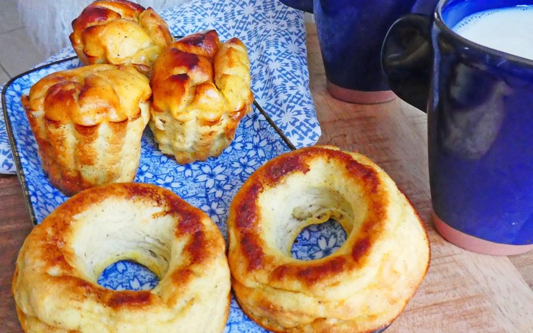 Petits gâteaux tous légers #1 au fromage blanc de brebis ( Sans céréales, sans gluten, index glycémique bas )