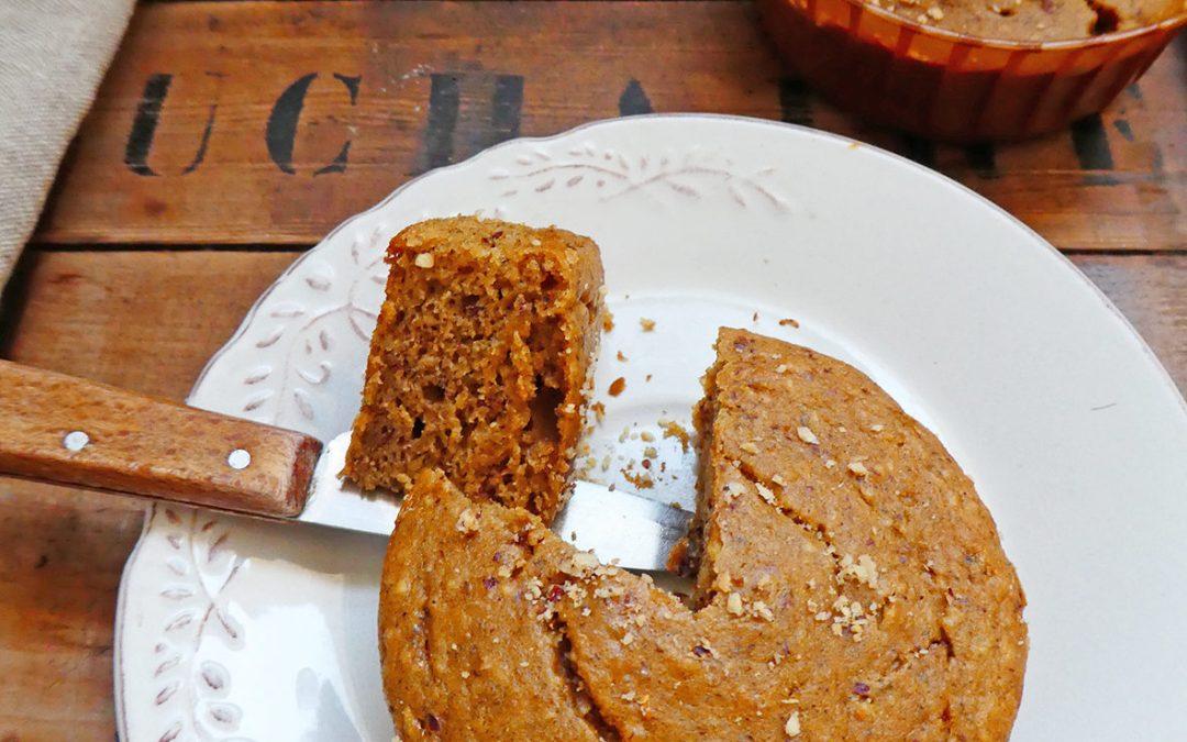 Gâteaux moelleux  aux noisettes et zestes de citron  ( Vegan, index glycémique contrôlé )