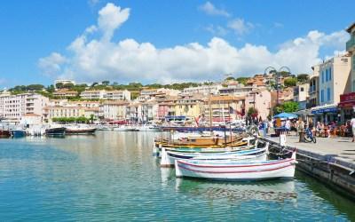 Cassis, Aix en Provence, plus un petit tour dans une des Calanques de Marseille