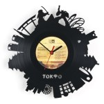 コントラストが美しい時計 – RE_VINYL