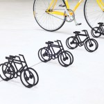 「On bicycle stand」のユニバーサルデザイン性