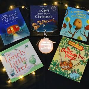 Kiwi Christmas Book Box