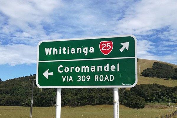 coromandel road