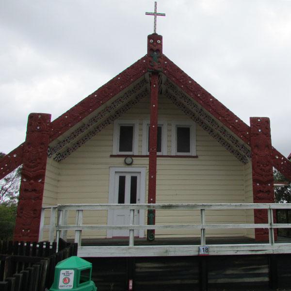 anglican church maori