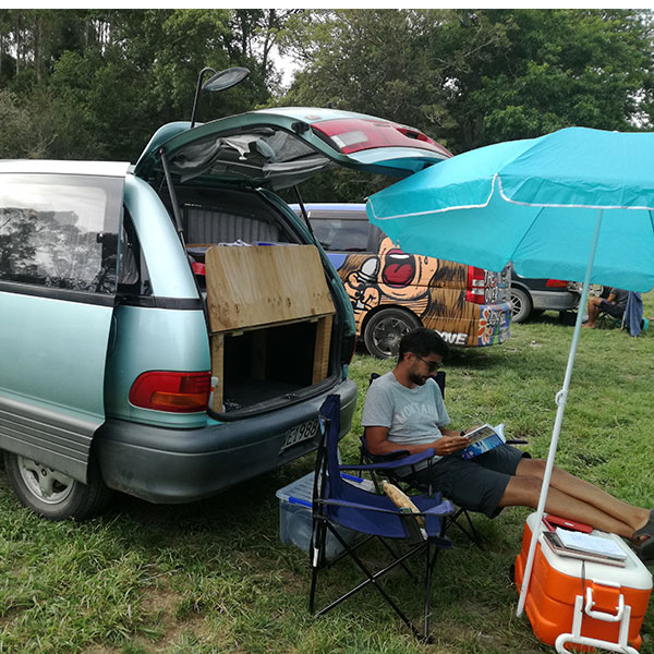 relax camping