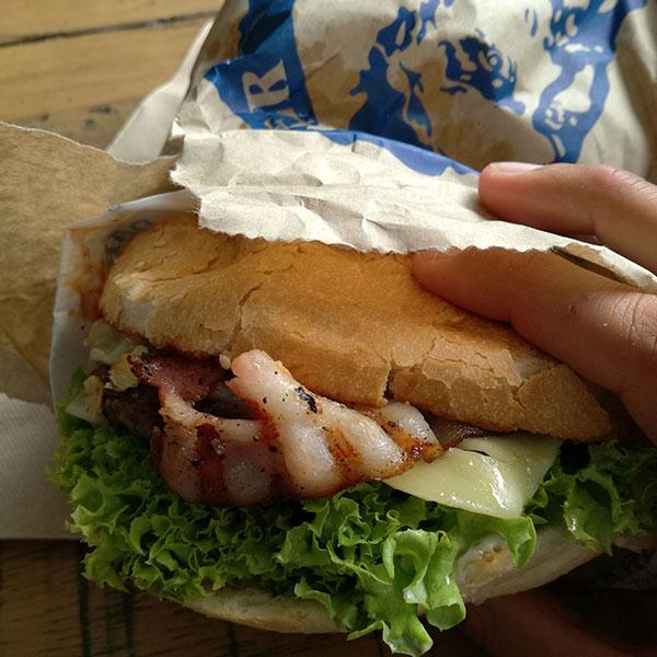 hamburguesa queenstown