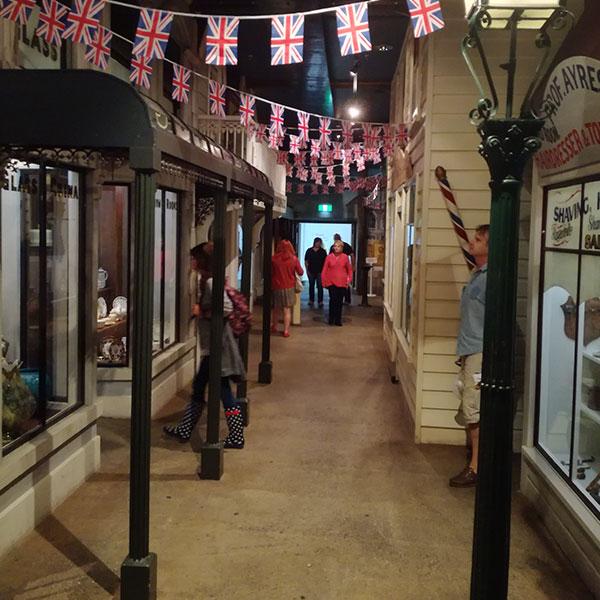 museo de canterbury