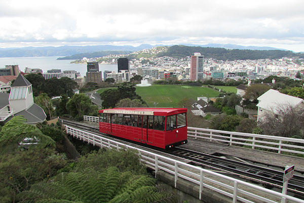 cable bay funicular
