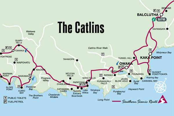 The catlins