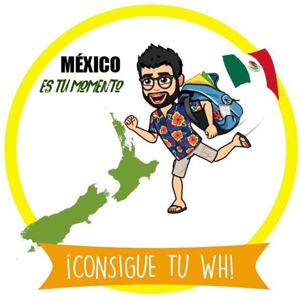 visa nueva zelanda mexico