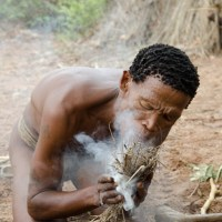 Meeting the San Bushmen of Namibia