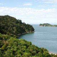 Kayak and Hiking in Abel Tasman National Park
