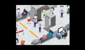 海關行李檢驗流程