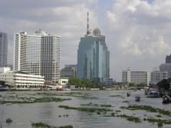 View of Bangkok