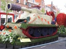 A flower float in Haarlem