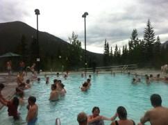 Popular Miette Hot Springs