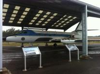 The presidental jet