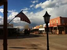Main street of Tombstone