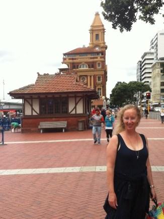 Auckland Harbourside