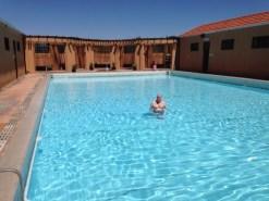 Pool to myself