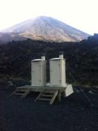 Last toilet stop till Ketahihi Shelter