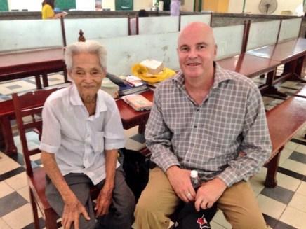 85 year old translator still working
