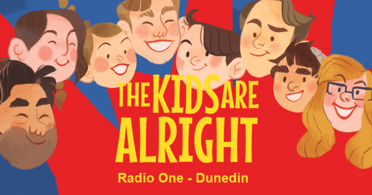 Kids are Alright logo