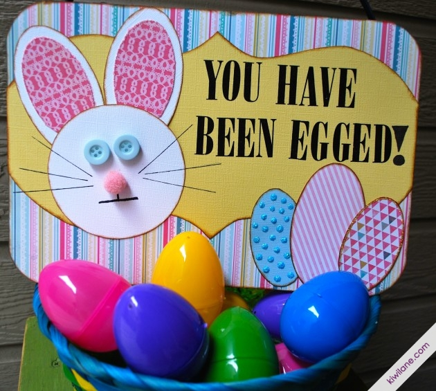 Egged Closeup
