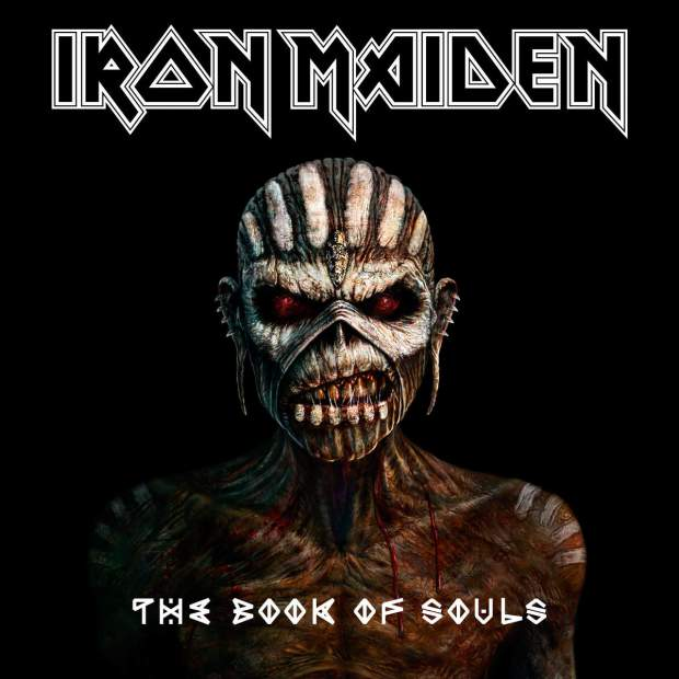The Book of Souls de Iron Maiden @ enregistré à Paris, le groupe de métal britannique sortira son premier double album.