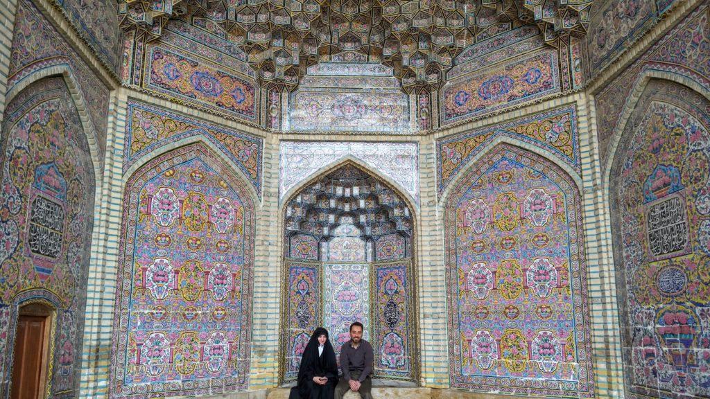 Nasir-al Molk Mosque, Shiraz
