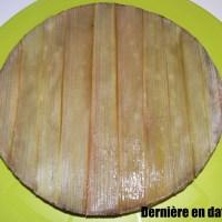 Tarte à la rhubarbe (Philippe Conticini)