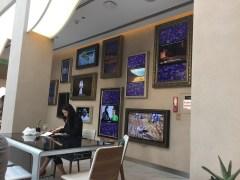 Potential Foreign Correspondent? Al-Jazeera Cafe