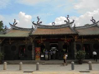 Un autre temple bouddhiste