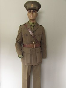 2nd NZEF SD jacket & trousers