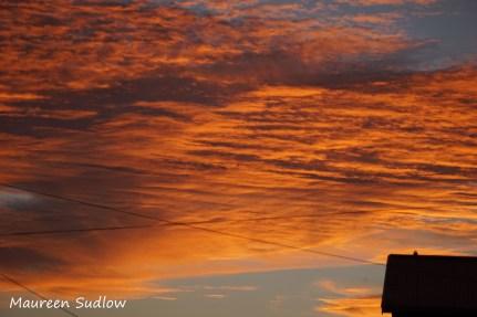 fiery-sunset