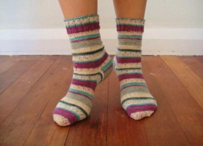 Opal Smile socks