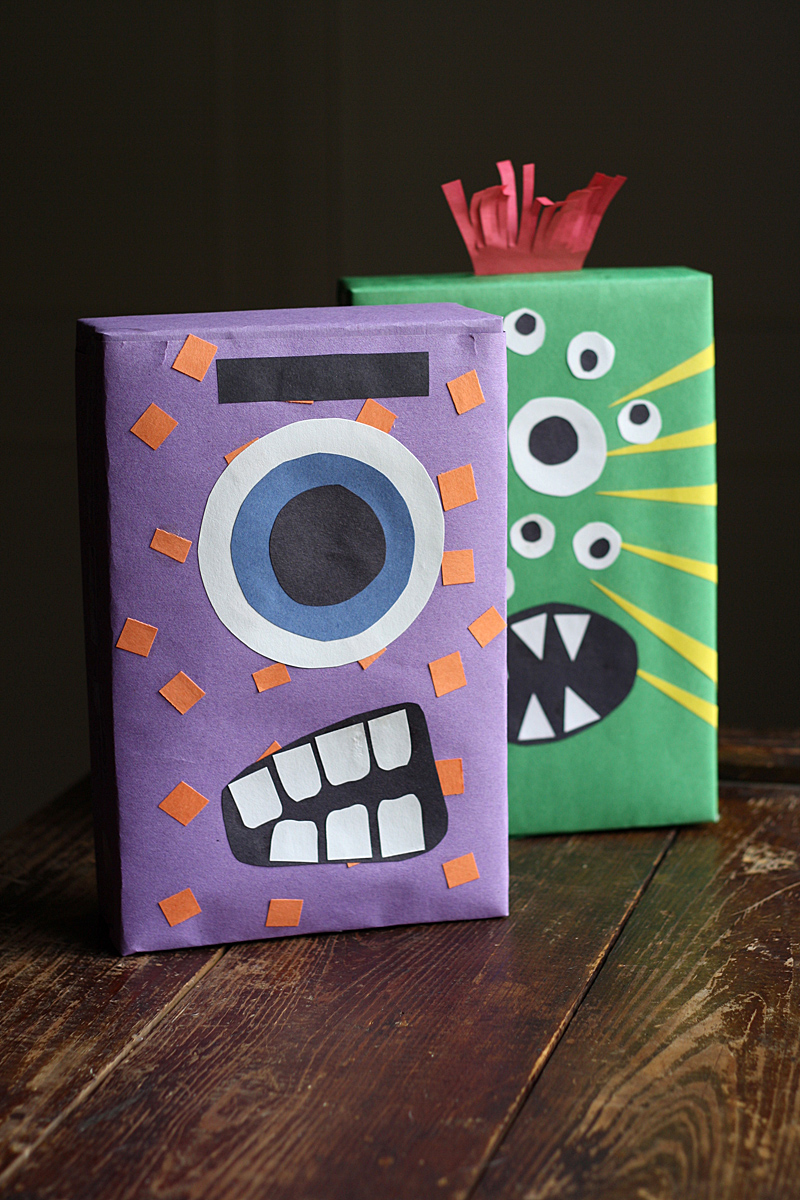 Cereal Box Monsters Kix Cereal