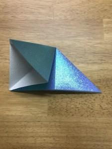 折り紙 折鶴 作り方07
