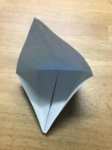 折り紙 折鶴 作り方2-25